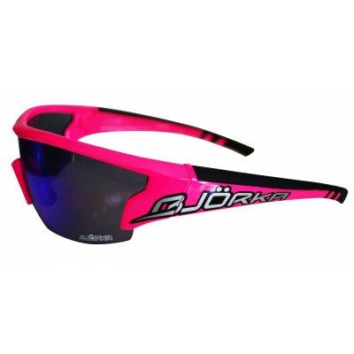Sunglasses Flash Fluo Pink