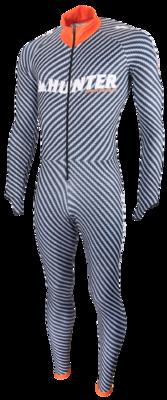 Lycra Speedsuit Carbon Collection  with cap