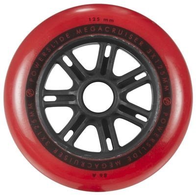 Mega Cruiser 125mm red/black