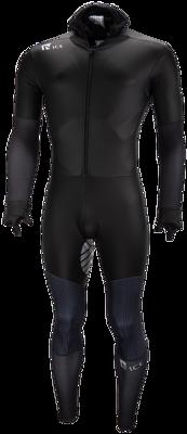 Speedskating Suit Black/black