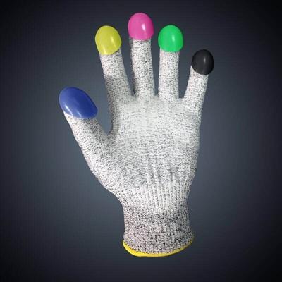Shorttrack fingertips