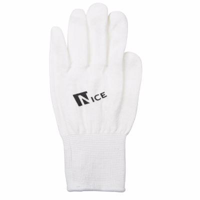 Snijvaste handschoen WIT