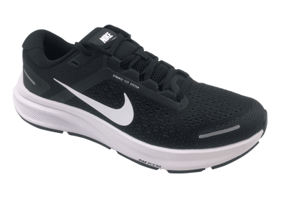 Women's Air Zoom Structure 23 Black/White-Anthracite