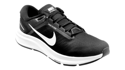 Women's Air Zoom Structure 24 Black/White