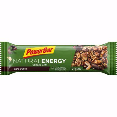 Natural energybar: cacao crunch (vegan)