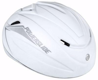 Blizzard white iceskating helmet