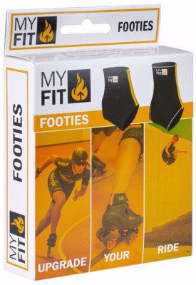 Powerslide MyFit Footies Heel lock 2mm