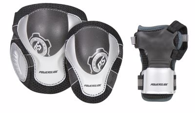 Pro Air Beschermset zwart grijs