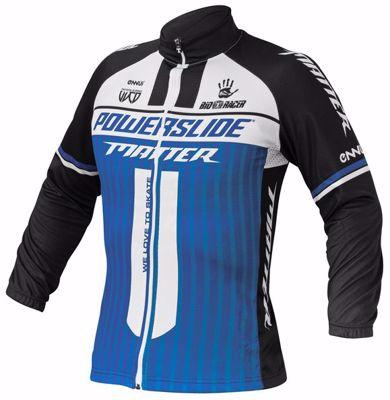 skeeler / fietsjack World Team Blue 2019