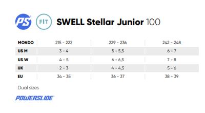Powerslide Stellar JR. 100