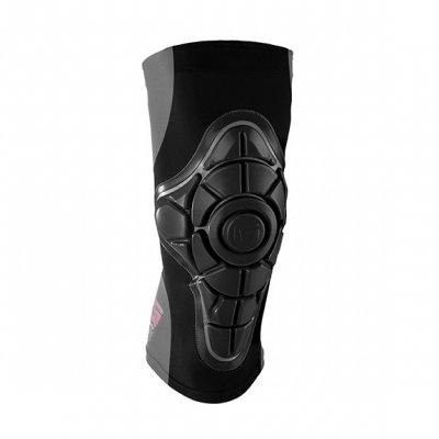 Knee pads black/red or black/black