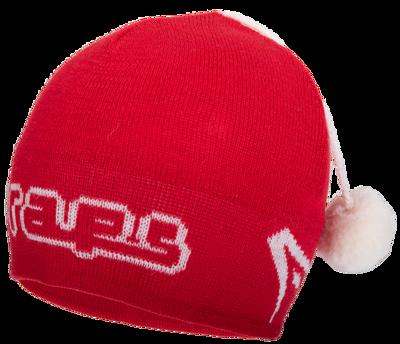 winter hat red