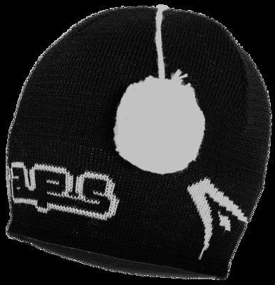 winter hat noir