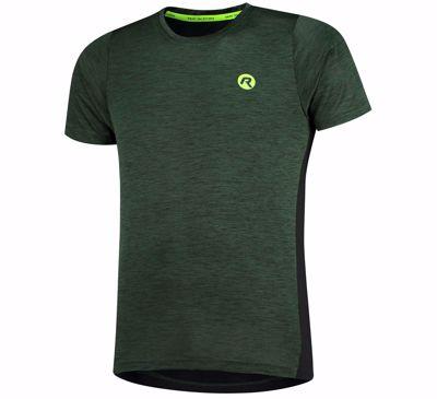 Matrix T-shirt green/black/fluor