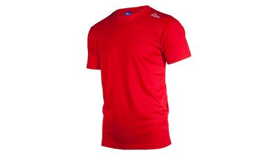 Promo Running Shirt Rood