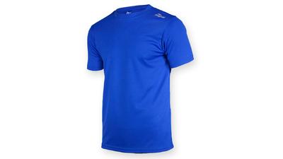 Promo Running shirt Blauw