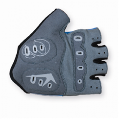 Rogelli Donna Fiets/Skate Handschoen Dames blauw