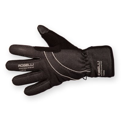 Winter glove Valdez black kids