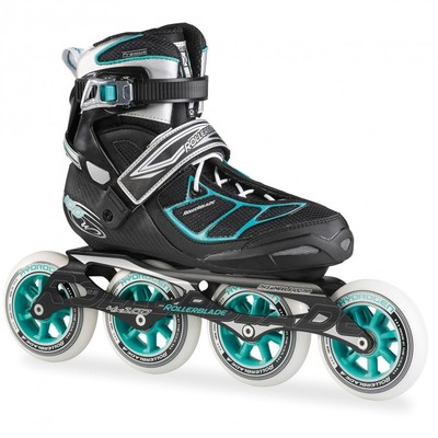 Tempest 100 C Black/light-blue Women