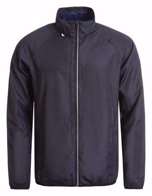 Franco running jacket black