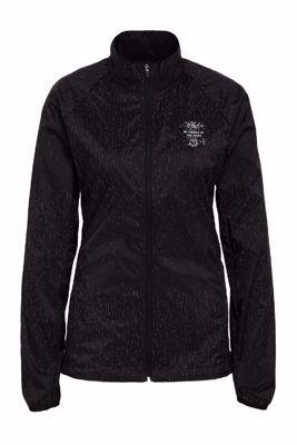 Munk reflectie jacket women black