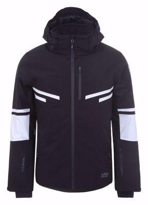 Savukoski Winter ski jack black