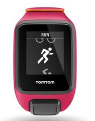 Runner 3 Cardio Music small dark pink