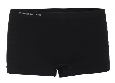 Seamless Boxer Black 0057 dames