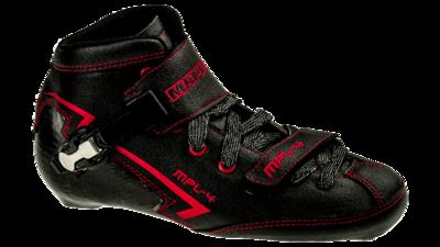 MPL 4 schoen Zwart/Rood