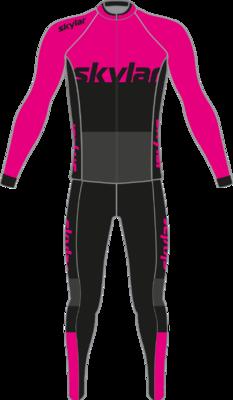 Skylar Marathon Thermopak Roze