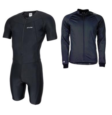 Skeelerset black suit jacket