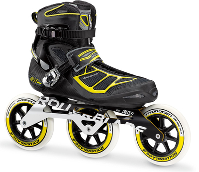 Tempest 125 3WD Black/Yellow