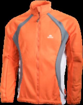 2nd Layer Jack oranje/antraciet/wit