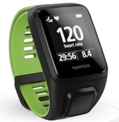 Runner 3 Cardio Music small black green