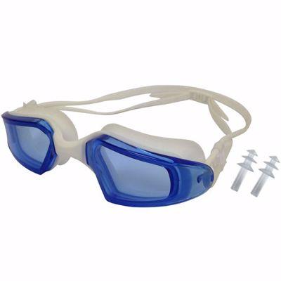 Professionele senior siliconen zwembril