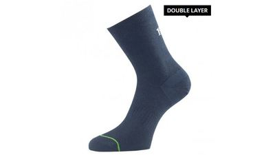 Ultimate Tacktel Sock (anti-blaren) Black Heren