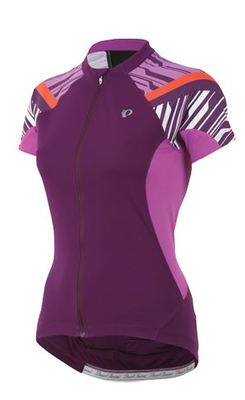 Wielershirt Elite SS Jersey Purple (paars) Women 11221301