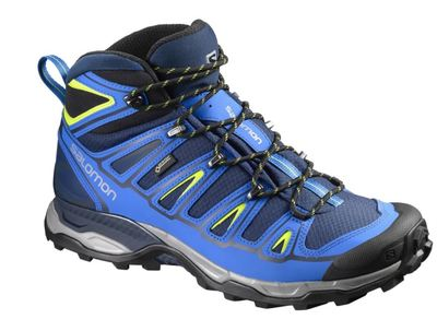 X Ultra Mid 2 GTX Blue Depth Union Blue