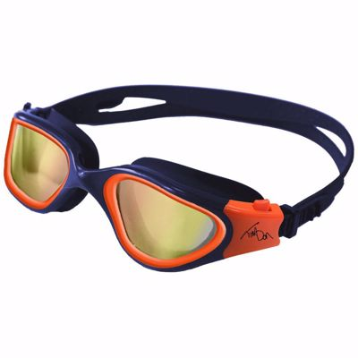 Vapour Zwembril Navy/Orange