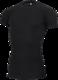 Thermoshirt Heren Zwart (korte mouw) 722