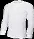 Thermoshirt Heren Wit (lange mouw)