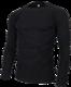 Thermoshirt Heren Zwart (lange mouw) 723