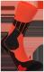 Skiing SC1 Dames oranje/rood