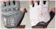 Fietshandschoen Donna wit