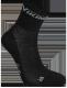 Coolmax sokken zwart (2 paar)
