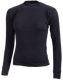 Thermoshirt  Junior (lange mouw) 0719-NAVY