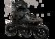 Black Boot G1 verstelbaar