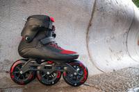 PowerslideSwell skates Dark Lava 125mm Trinity