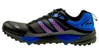 BrooksCascadia 12 anthracite/electric blue/black
