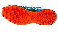 SalomonSpeedcross 4 blue yonder/black/lava orange